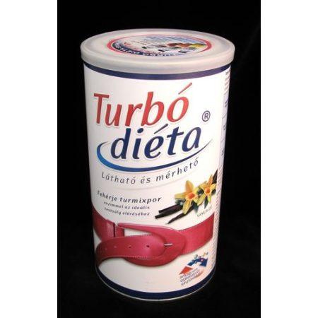 Turbo diéta fogyókúrás vanília intenzív 525g