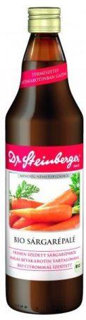 Dr Steinberger sárgarépalé bio 750 ml