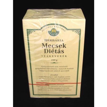Mecsek diétás teakeverék, Herbária 100 g