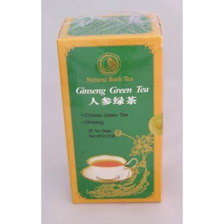 Ginseng és zöld tea keverék Panax 20x3 g oriental 60 g