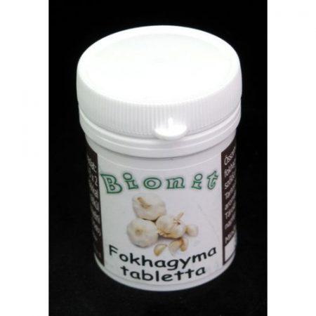 Fokhagyma tabletta Bionit 30 g