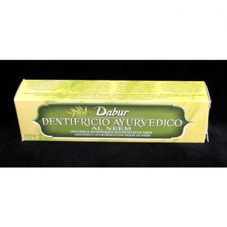 Dabur herbal gyógynövényes fogkrém neem antibakteriális 100 ml