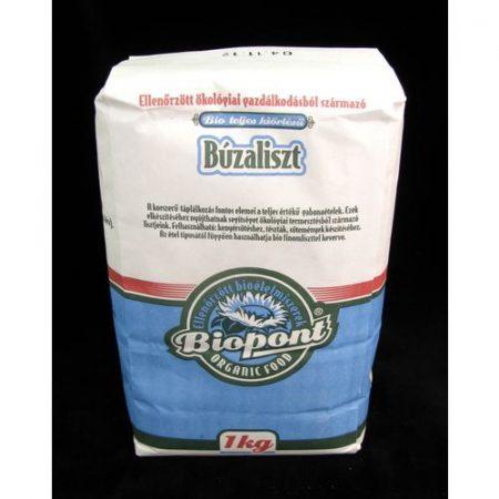 Biopont Búzaliszt bio teljes kiőrlésű BLTK200 1 kg