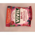 Vivil Multiv Vtamin erdei gyümölcsös cukorka 60 g