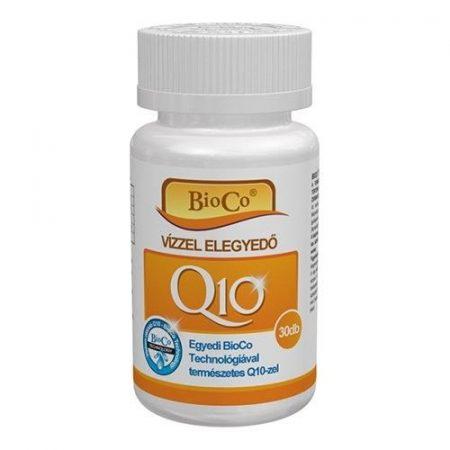 BioCo vízzel elegyedő Q10 20mg 30 db