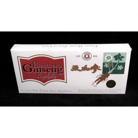 Eleuthero ginseng royal jelly fehér ampulla Oriental Dr. Chen 10x