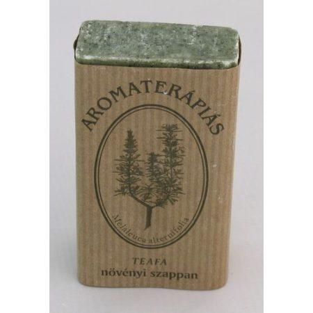 Aromaterápiás növényi szappan teafa Ahimsa 90 g