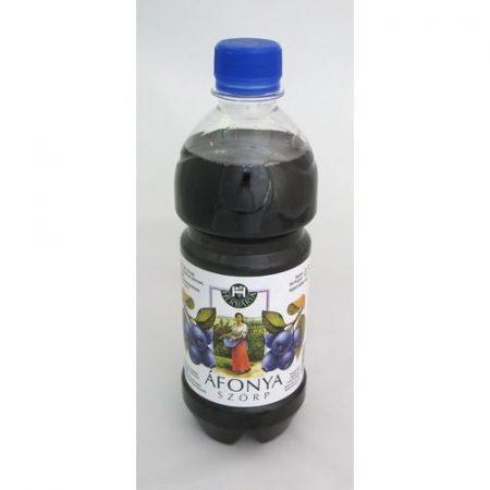 Áfonyaszörp Herbária 500 ml