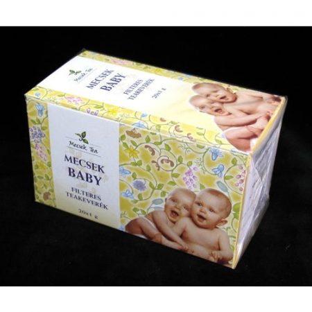 Mecsek baby tea filteres 20x1,5g 30 g