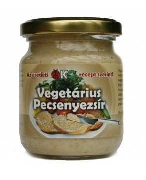 Vegetárius pecsenyezsír 200 g