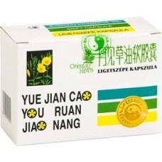 Ligetszépe fogyasztó Dr. Chen kapszula Kínai elixir 50x