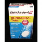 Blend-a-dent protézistisztító tabletta 60x