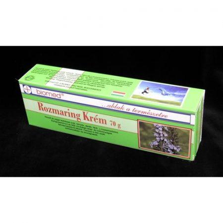 Rozmaring krém Biomed 70 g