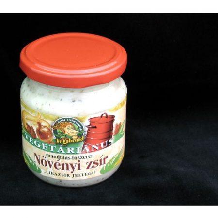 "Biopont vegetáriánus növényi zsír, ""libazsír"" jellegű 180 g"
