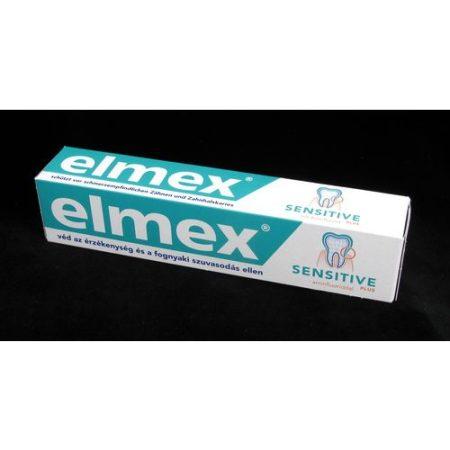 Elmex fogkrém sensitive 75 ml