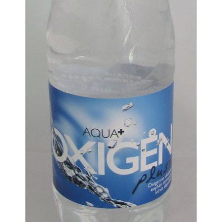 Aqua víz Oxigén Plusz szénsavas kék 1.5 l