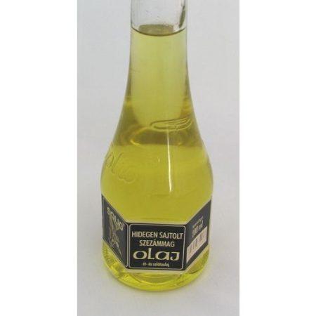 Solio hidegen sajtolt szezámolaj 200 ml