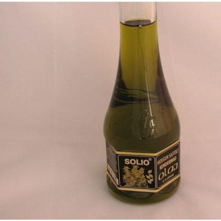 Solio hidegen sajtolt kendermagolaj 200 ml