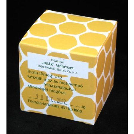 Méz méhpempős, Deák Méhészet 31 g