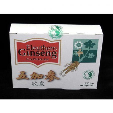 Eleuthero Ginseng kapszula 230 mg Oriental Dr. Chen 30x