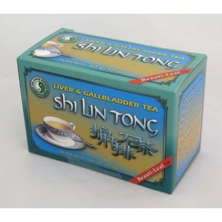 Májvédő és epekőhajtó tea Shi Lin Tong 20x2g 40 g