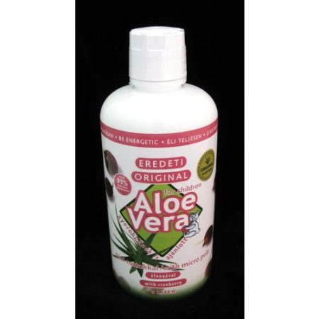 Aloe vera nektár áfonyával Alveola 93%-os 1 l