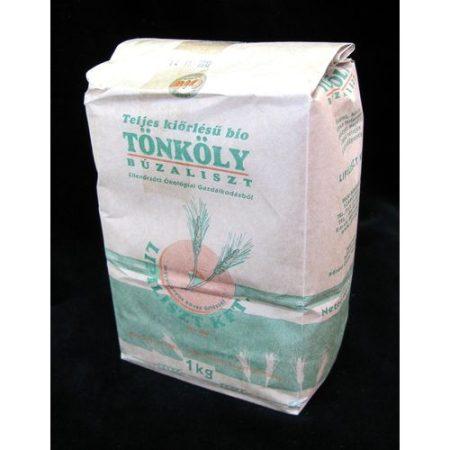 Tönkölyliszt teljes kiőrlésű Lipiliszt bio 1 kg