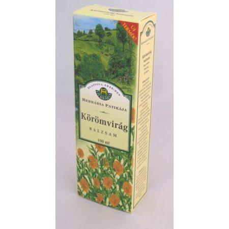 Körömvirág balzsam Herbária 100 ml