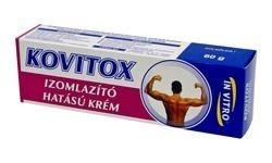 Kovitox izomlazító krém 60 g