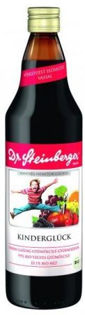 Dr Steinberger Kinderglück+vassal bio 750 ml