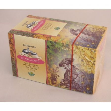 Pannonhalmi filteres tea 20x1.5g salaktalanító Herbária