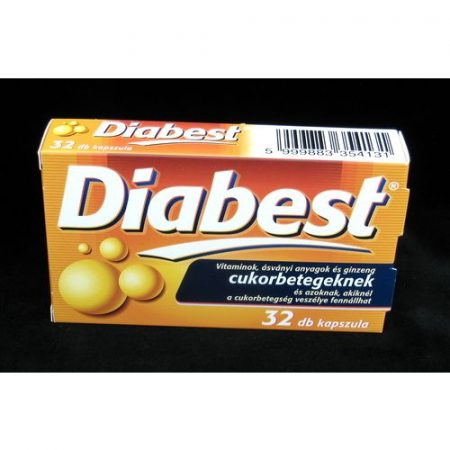 Diabest kapszula InnoPharm 32x