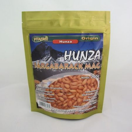 Sárgabarack magbél Hunza 200 g