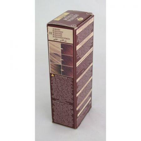 Henna color krémhajfesték 11 burgundi vörös 75 ml