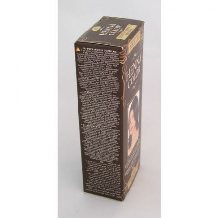 Henna color krémhajfesték 15 barna 75 ml