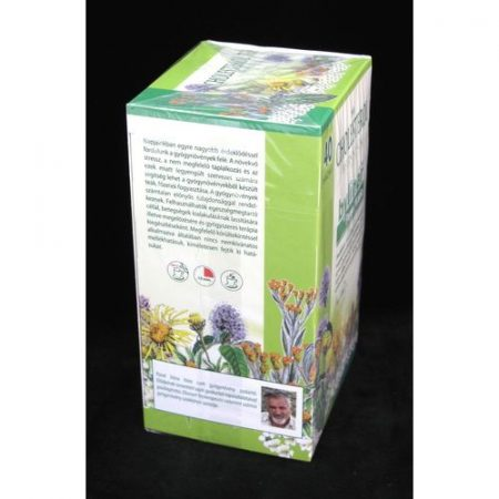 Pavel Vana tea koleszterinszint csökkentő 40x1,6 g 64 g