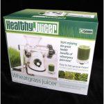 LEXEN HEALTHY JUICER Kézi búzafű-, zöldség-, és gyümölcsprés