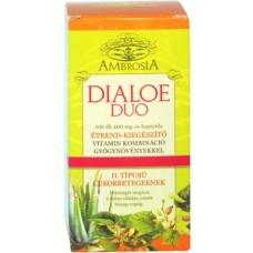 Dialoe Duo kapszula 100x