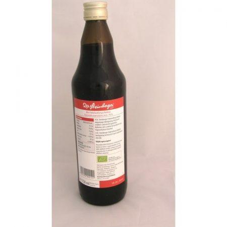 Dr Steinberger Feketeáfonya nektár bio 750 ml