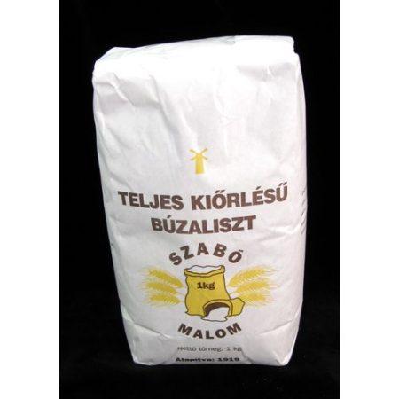 Búzaliszt teljes TBl 200 Szabó 1 kg
