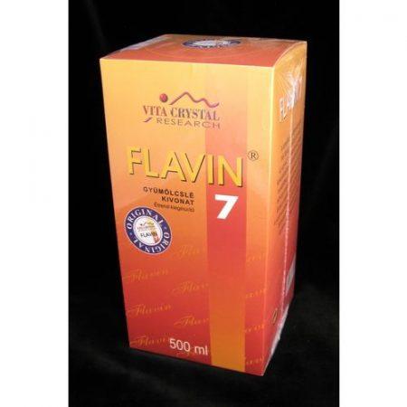 Flavin 7 gyümölcslé kivonat 500 ml