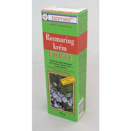 Rozmaring forte krém biomed 70 g