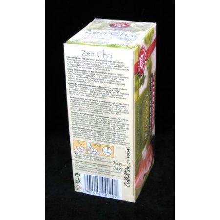 Teekanne Zöld tea specialitás Zen Chai filteres 20x