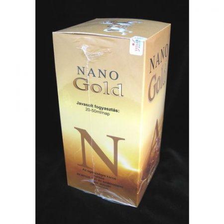 Nano Gold arany oldat 500 ml