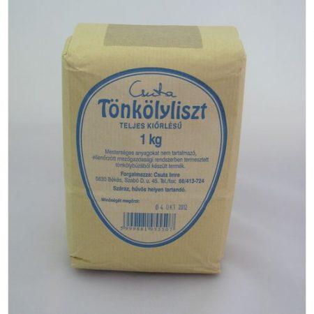 Tönkölyliszt teljes kiőrlésű Csuta 1000 g