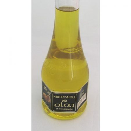 Solio hidegen sajtolt dióolaj 200 ml