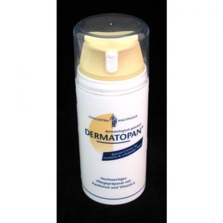 Dermatopan ápolókrém repedezett bőrre 100 ml