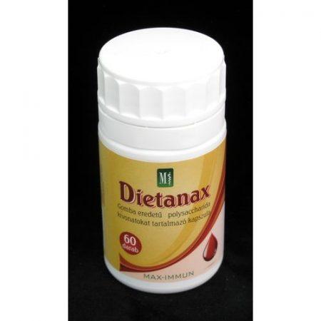 Dietanax / Dianax kapszula 60x
