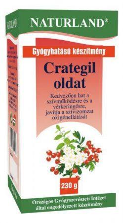 Naturland Crategil oldat szívre 230 g