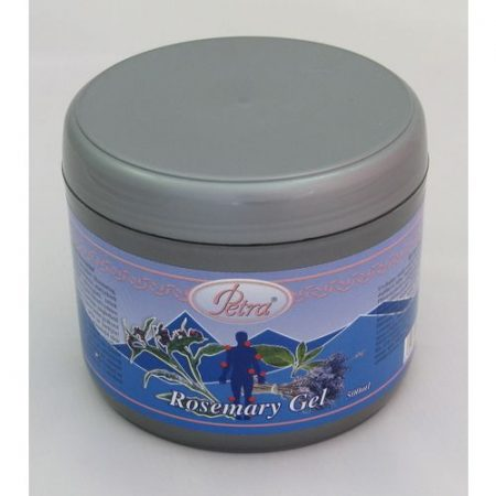 Petra rozmaring gél feketenadálytő kivonattal 500 ml..